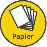 Cartridge Point Papier